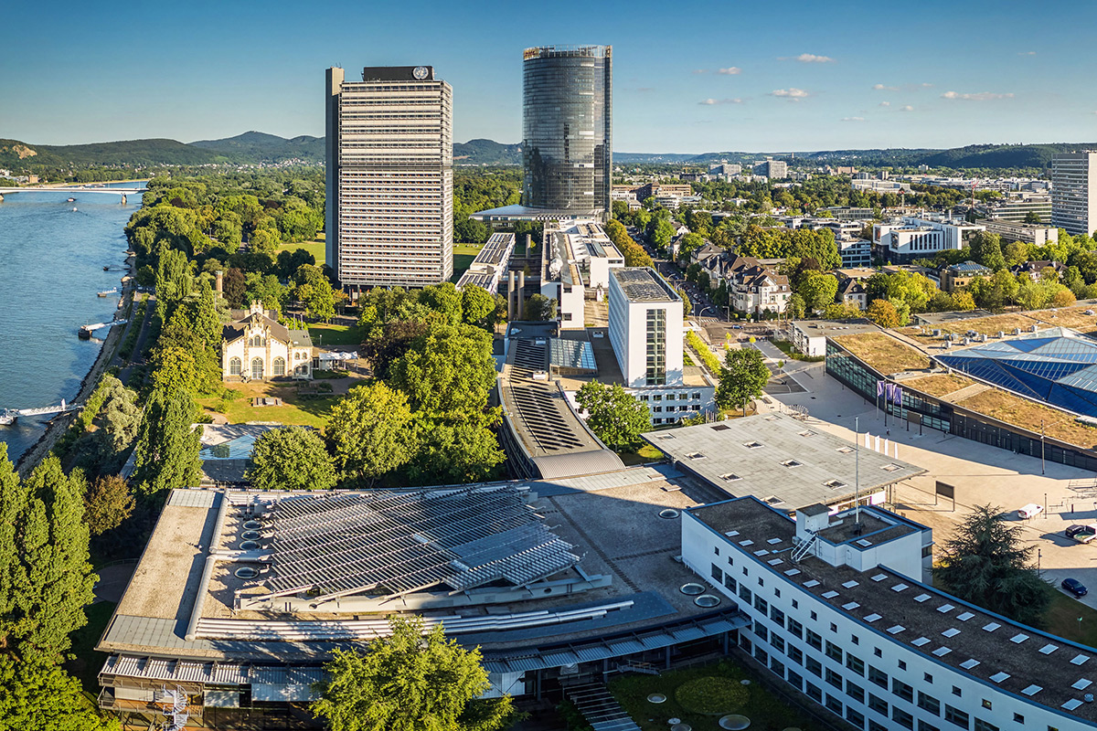 Bonn Mayor Ashok Sridharan urges global action on landscapes